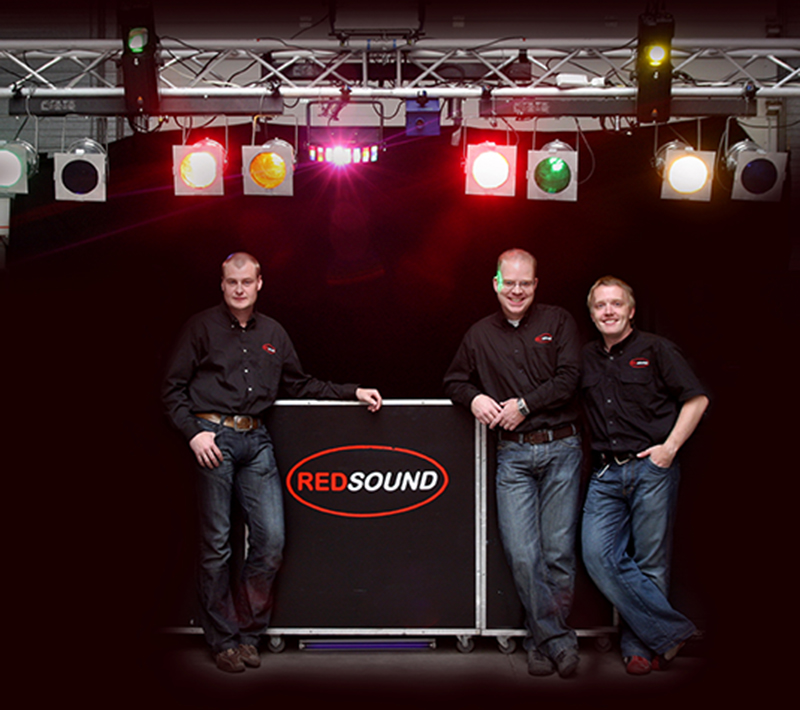 Team-Redsound